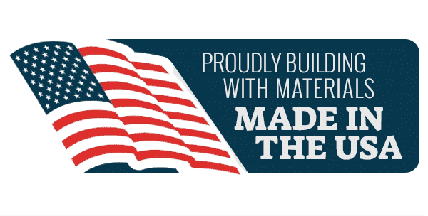 All Fence King Materials are Made In The USA