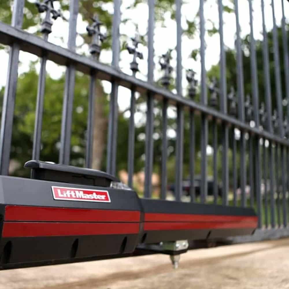Fence King is your authorized LiftMaster dealer, installer and repair. We install custom gates with gate openers by LiftMaster.
