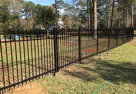 Aluminum Fence In Mandeville | Mandeville Fence Company
